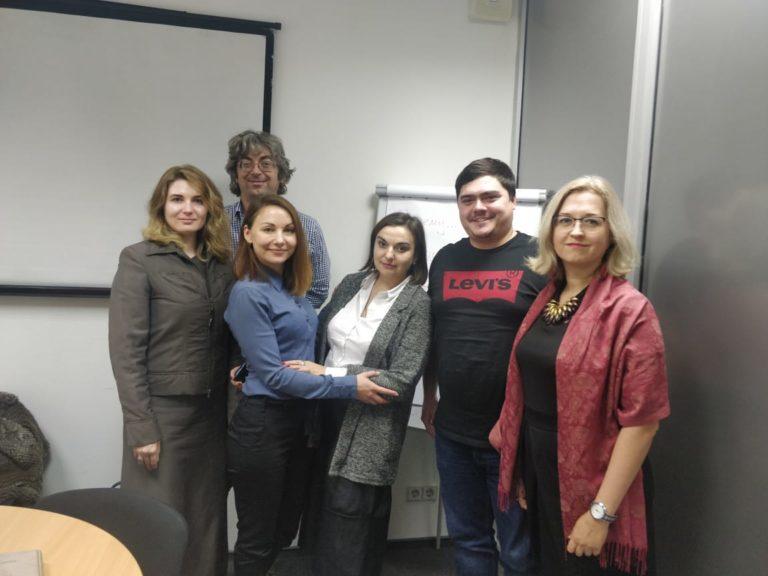 В офісі Асоціації- семінар по темі «Бізнес-конфлікти»