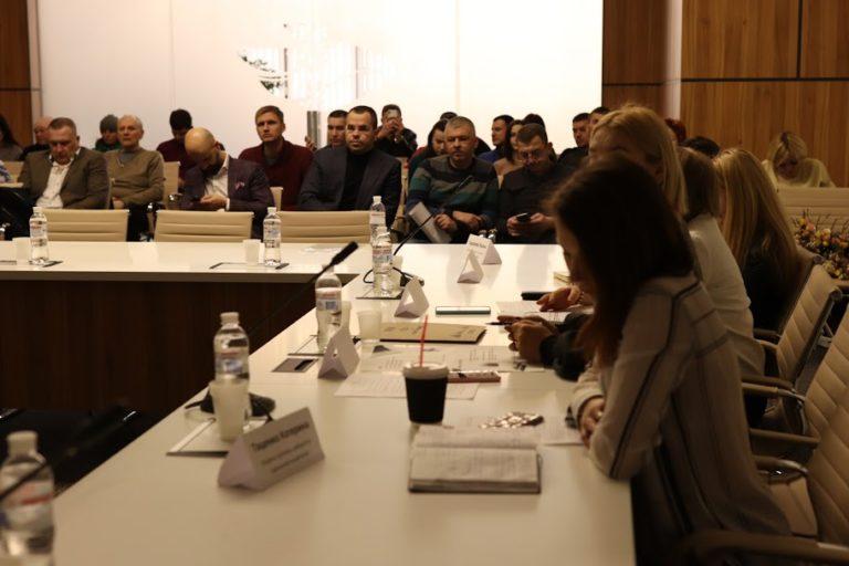 Асоціація власників малого та середнього бізнесу провела загальні збори
