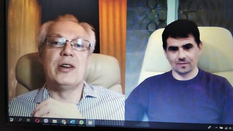 Пережить кризис сложно, но возможно - интервью с Эриком Найманом